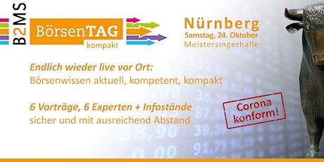 Börsentag kompakt Nürnberg Tickets