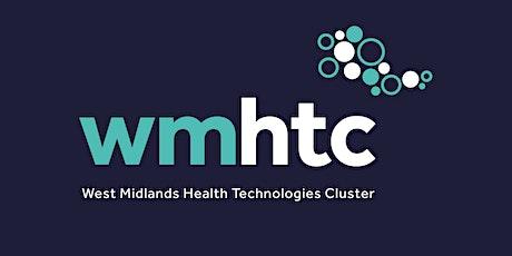 West Midlands Health Technologies Cluster- Roadshow Wolverhampton 2020 tickets