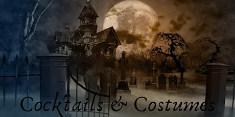 Cocktails and Costumes – Saturday, October 31 – ROOM 1 tickets
