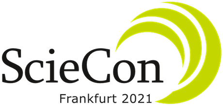 ScieCon 2021 Frankfurt Tickets