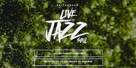 Live Jazz - Friday Night tickets