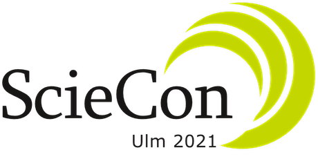 ScieCon 2021 Ulm Tickets