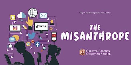 "High School Drama Presents ""The Misanthrope"" (Saturday, 2pm)"