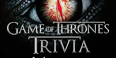 Game of Thrones Trivia on Instagram LIVE tickets