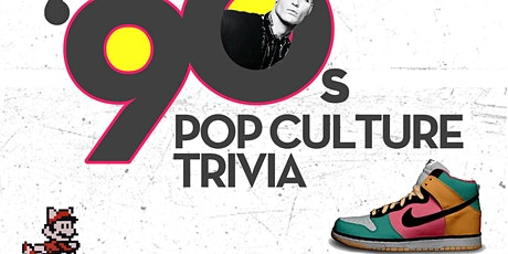 90s Pop Culture Trivia on Instagram LIVE tickets