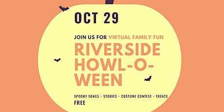 VIRTUAL Riverside Howl-O-Ween 2020 tickets