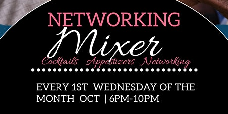 What's Your Business ? Professional Networking Mixer tickets