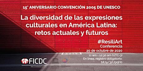 La diversidad de las expresiones culturales en América Latina: retos actual entradas