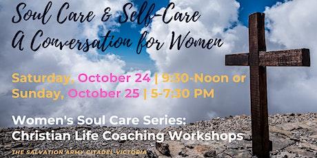 Soul Care & Self Care tickets