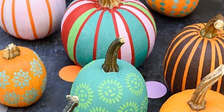 DIY Pumpkin Painting tickets