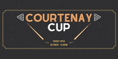 Courtenay Cup - 8 Ball Doubles Tournament tickets