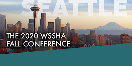 WSSHA Fall Conference 2020 tickets