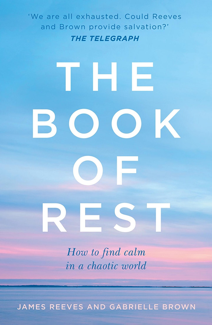 Rest Day Virtual Retreat: Exploring yoga nidra and deep rest meditations image