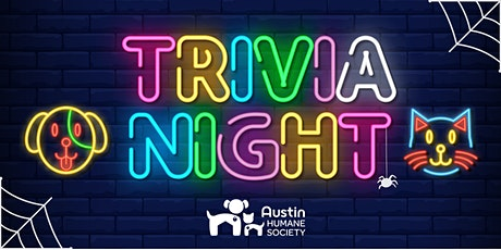 Howl-o-ween Trivia : A Meow-gical Night Sponsored by Bird Bird Biscuit tickets
