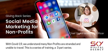 Social Media for Non-Profits (FREE for NGOs) tickets