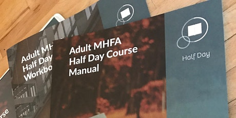 Online Adult Mental Health Aware tickets