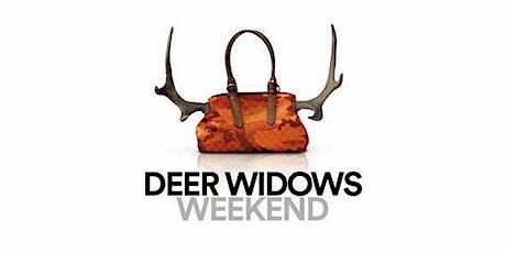 Widows Weekend Shopping Event tickets