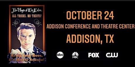 Halloween Comedy Magic Show tickets