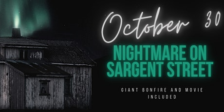A Nightmare on Sargent Street tickets
