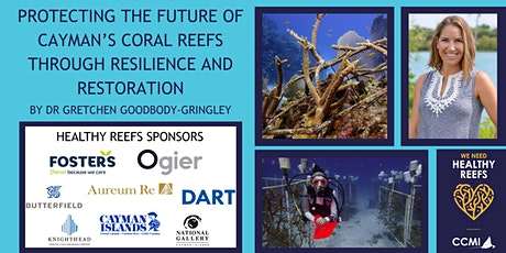 Reef Lecture - Protecting the Future of Cayman's Coral Reefs tickets