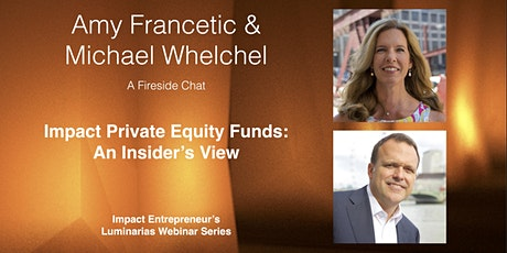 Impact Private Equity Funds: An Insider's View tickets