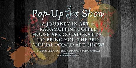 Pop-Up Art Show tickets