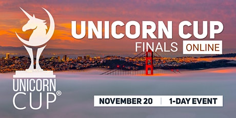 Unicorn CUP – Global Pitch Competition Finals | Fall CUP tickets