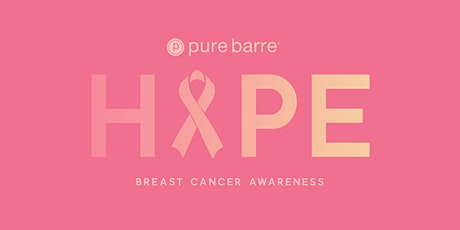 Raising the Barre for Breast Cancer Awareness tickets