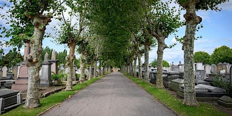 Guided Walk of Willesden Jewish Cemetery tickets
