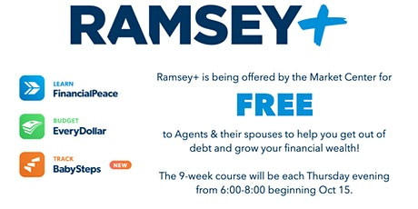 Dave Ramsey: Financial Peace tickets
