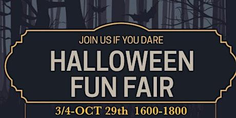 Halloween Fun Fair tickets
