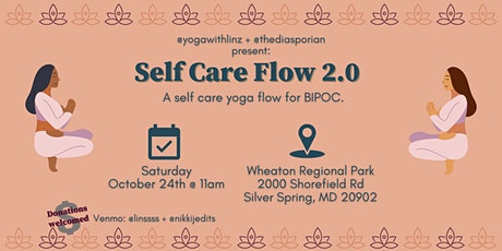 Self Care Flow 2.0 tickets
