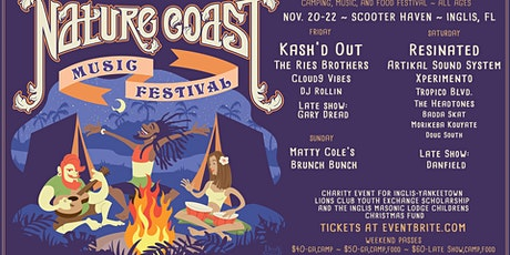Nature Coast Music Fest tickets