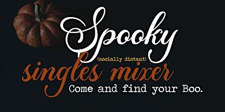 Spooky Singles Mixer tickets