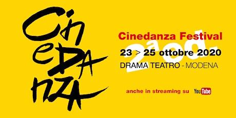 Cinedanza Festival biglietti