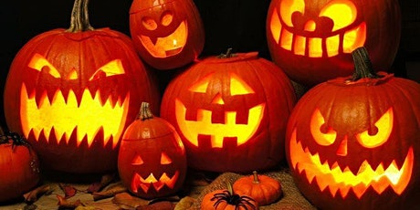 Family pumpkin carving event tickets