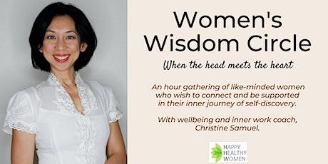 Women's Wisdom Circle – Toronto West tickets