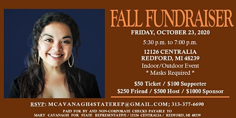 Cavanagh's Fall Fundraiser tickets