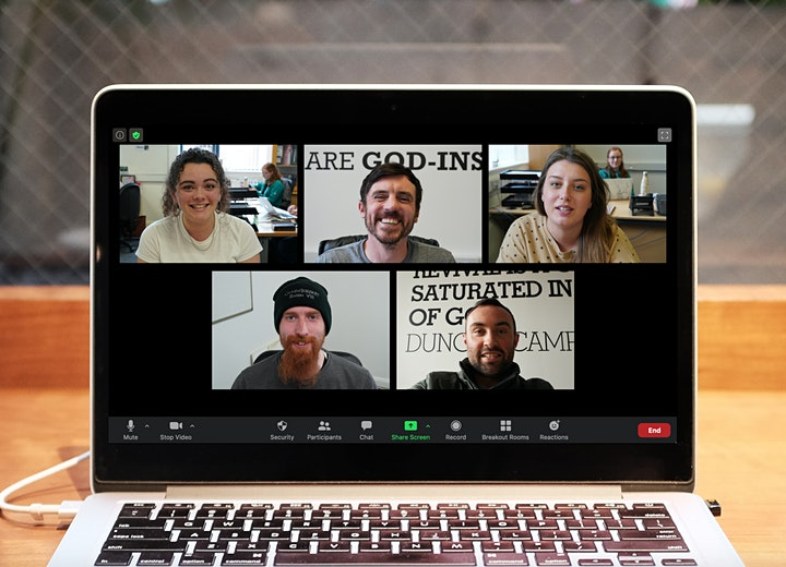 GO Groups Module  3 // The Death & Resurrection of Jesus image