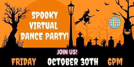 Spooky Halloween Dance Party! tickets