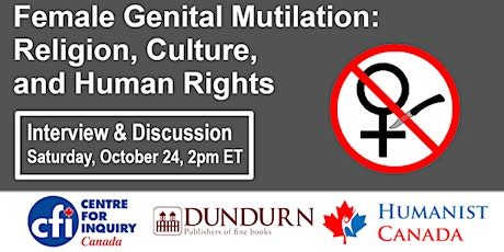 Female Genital Mutilation: Religion, Culture, and Human Rights tickets