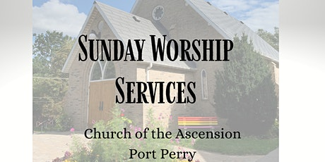 Church of the Ascension Worship Service tickets