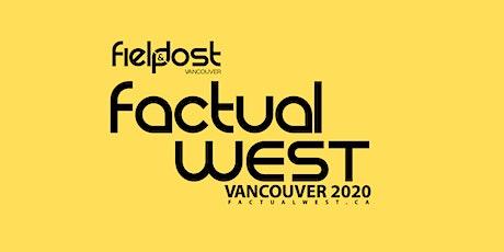 FactualWEST 2020 tickets