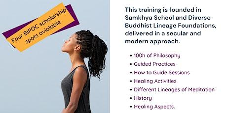 100 Hour Meditation Teacher Training (Online) tickets