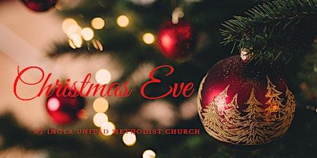 Christmas Eve at Inola UMC tickets