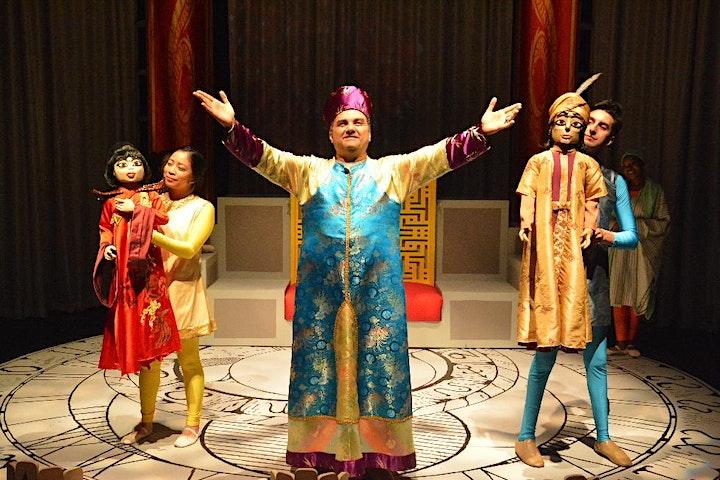The Tale of Turandot image