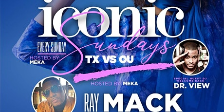 ICONIC SUNDAYS at STATUS tickets