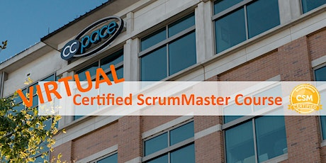VIRTUAL Certified ScrumMaster Training tickets