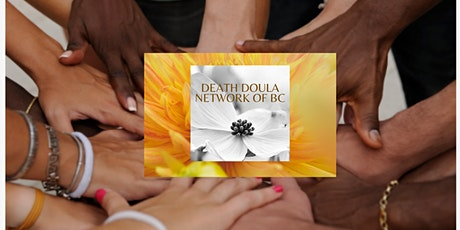 Death Doula Network of BC - Monthly Meet & Greet Social tickets