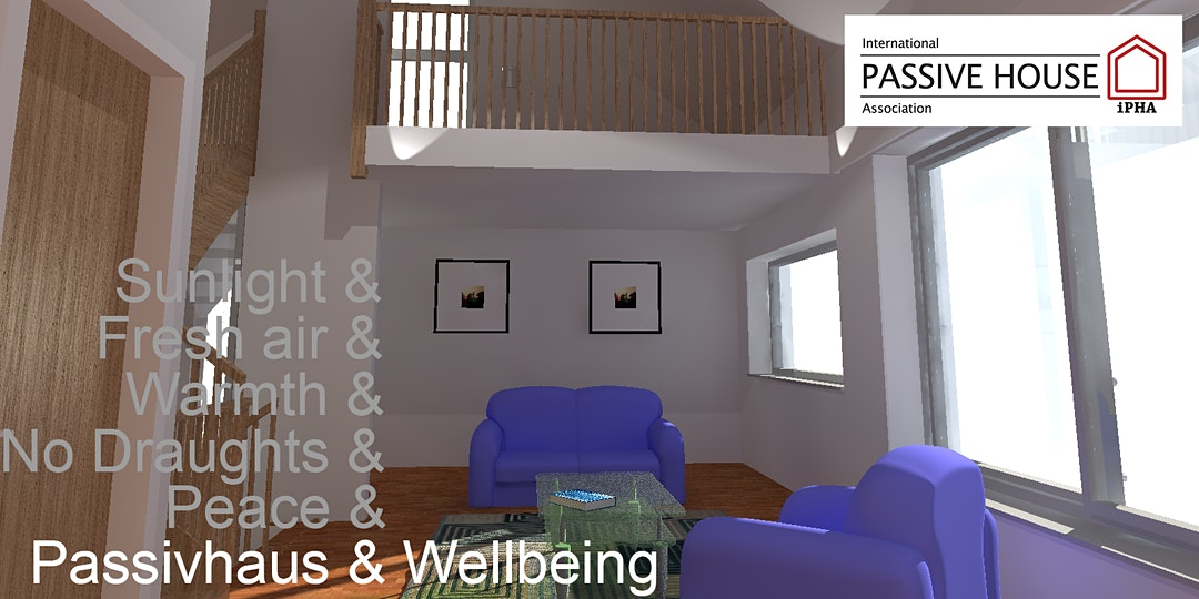 Passivhaus and Wellbeing Event 7th November 2020